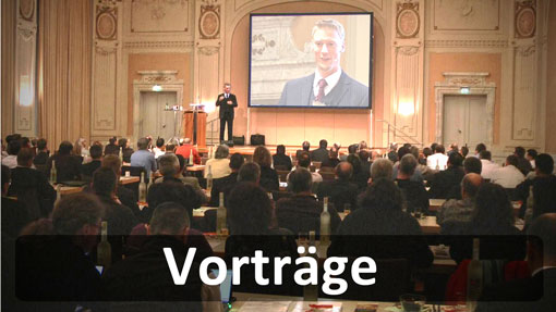 Vorträge von Holger Backwinkel